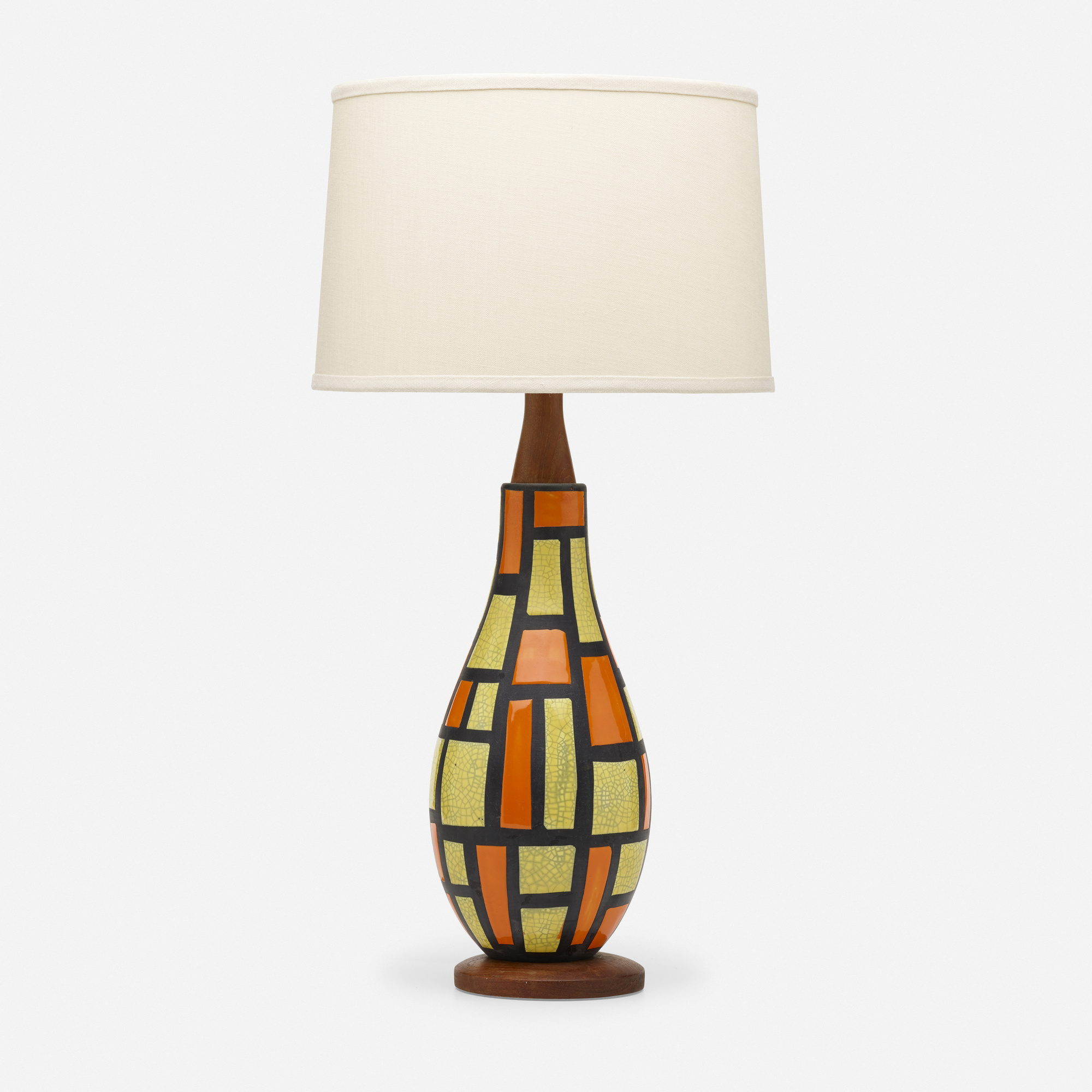 410 Modern Table Lamp Living Contemporary 29 July 2020 Auctions Rago Auctions